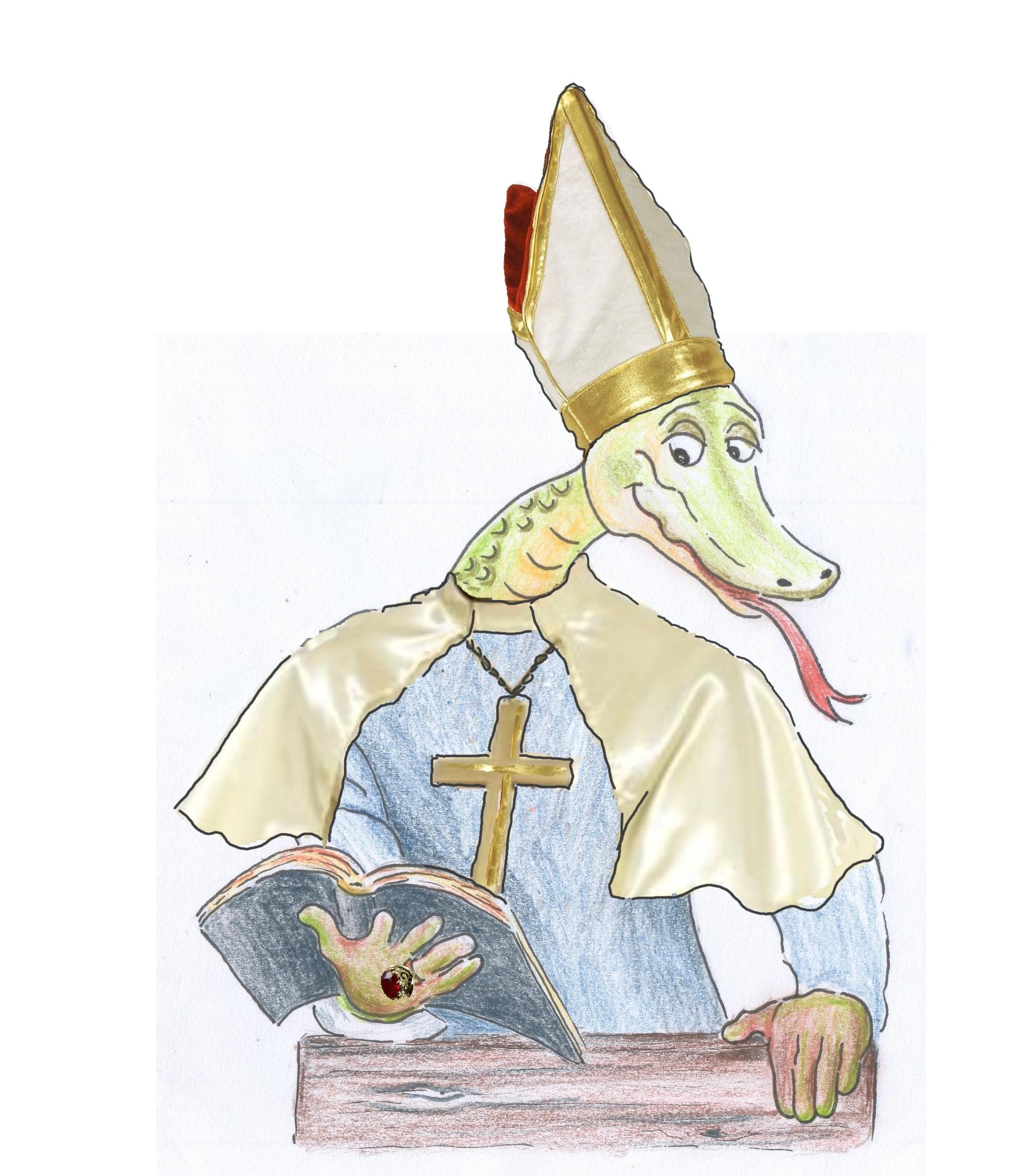 satan bishop